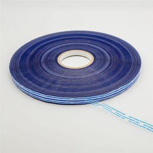 Пломбировочная лента с синей пленкой